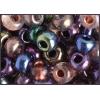 Seedbead 2/0 Metallic Iridescent Assorted